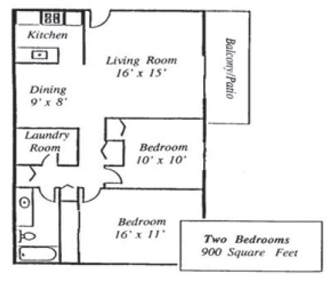 Informative Picture of 2BR