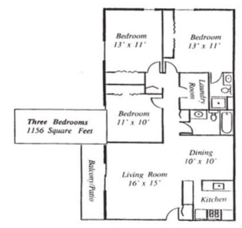 Informative Picture of 3BR