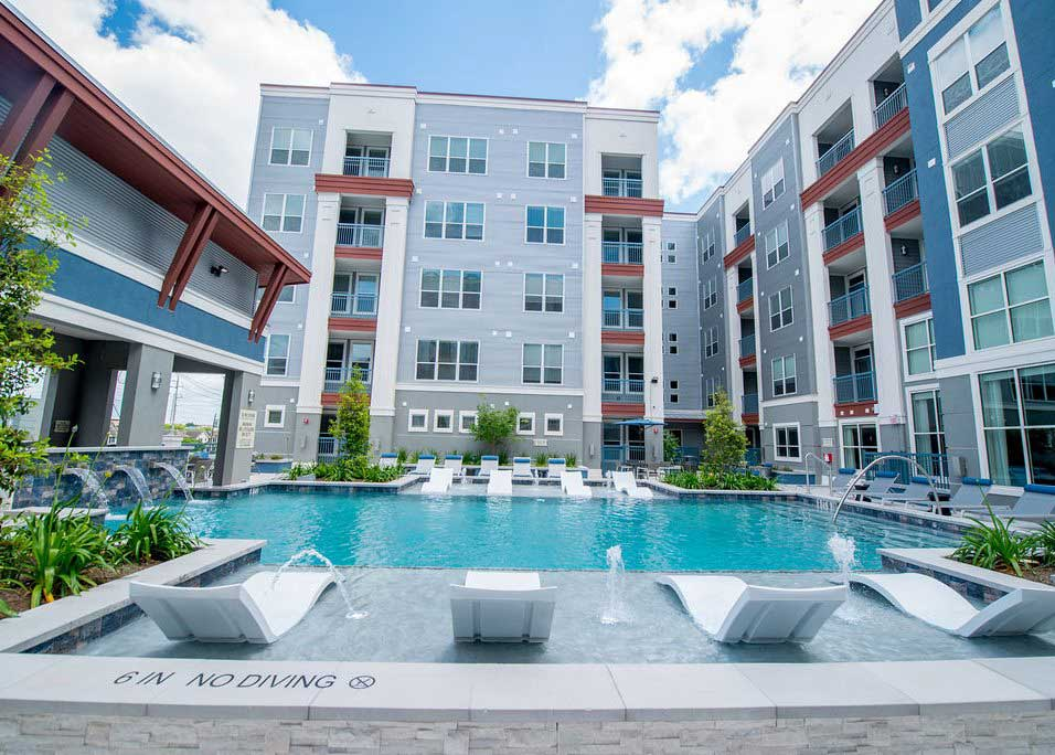Luxury Apartments for Rent at Dolce Midtown Apartments in Houston, Texas