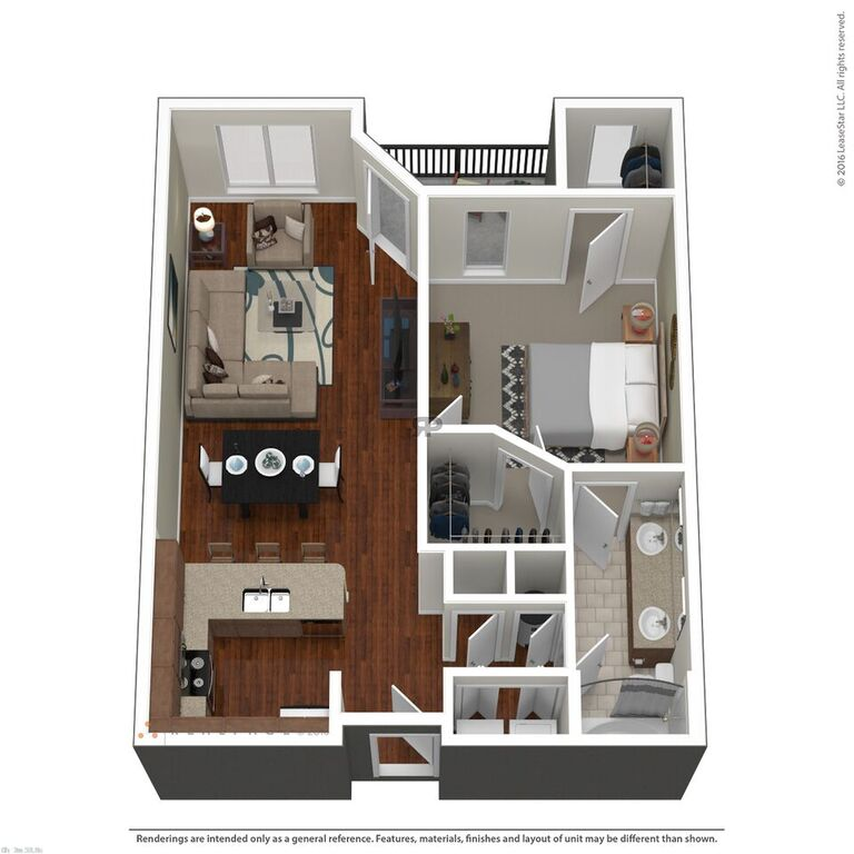 Domain City Center - Floorplan - A4