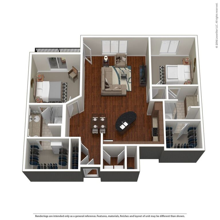 Domain City Center - Floorplan - C5