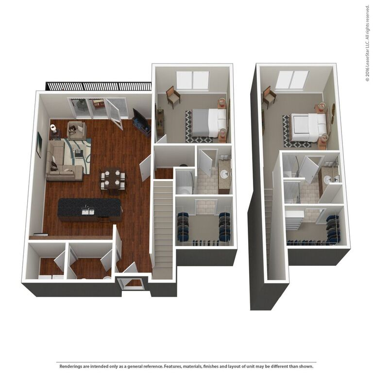 Domain City Center - Floorplan - C6