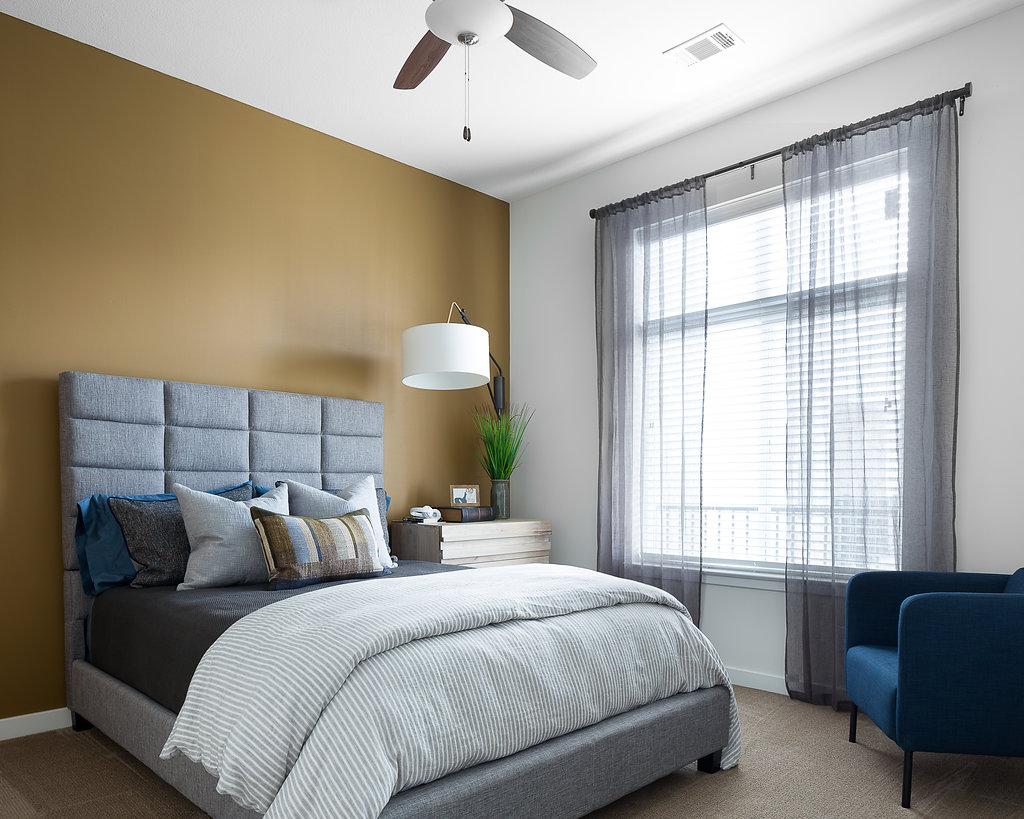 1-Bedroom Apartment at Domain City Center Luxury Apartments in Lenexa, Kansas