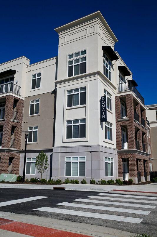 Brand New Apartments at Domain City Center Luxury Apartments in Lenexa, Kansas
