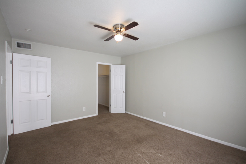 Ceiling Fans at Dover Place Apartments in Houston, Texas