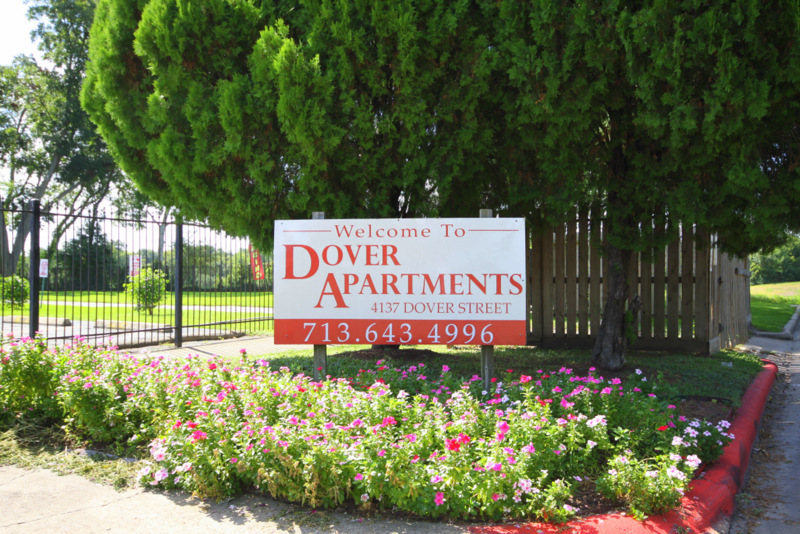 Affordable Apartments in Houston at Dover Place Apartments in Houston, Texas