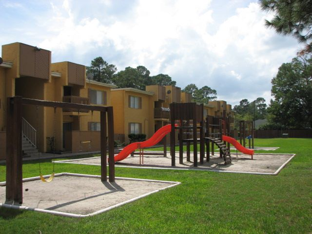 Children's Playground at Eagle Rock II Apartments in Jacksonville, Florida