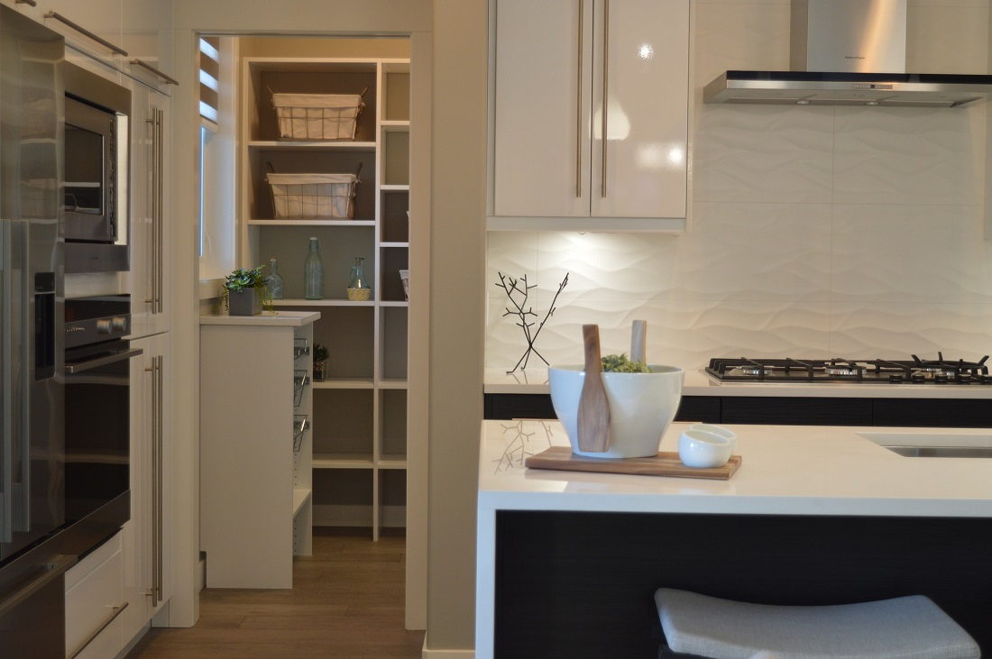 Fully-Equipped Kitchens at Eagle Rock II Apartments in Jacksonville, Florida