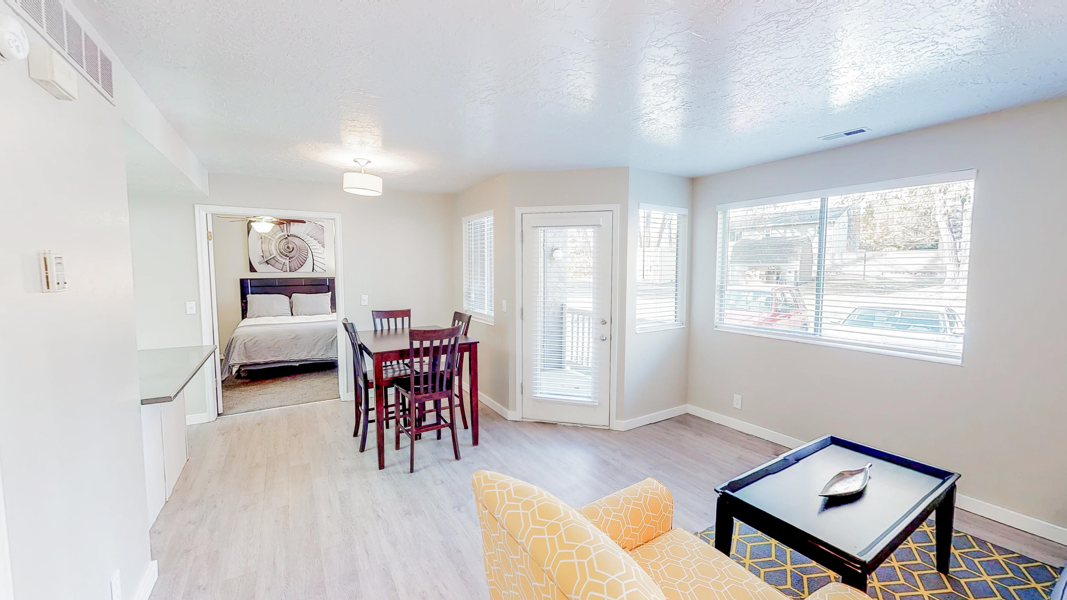 Spacious Floor Plans at Edgewood Apartments in Cottonwood Heights, UT