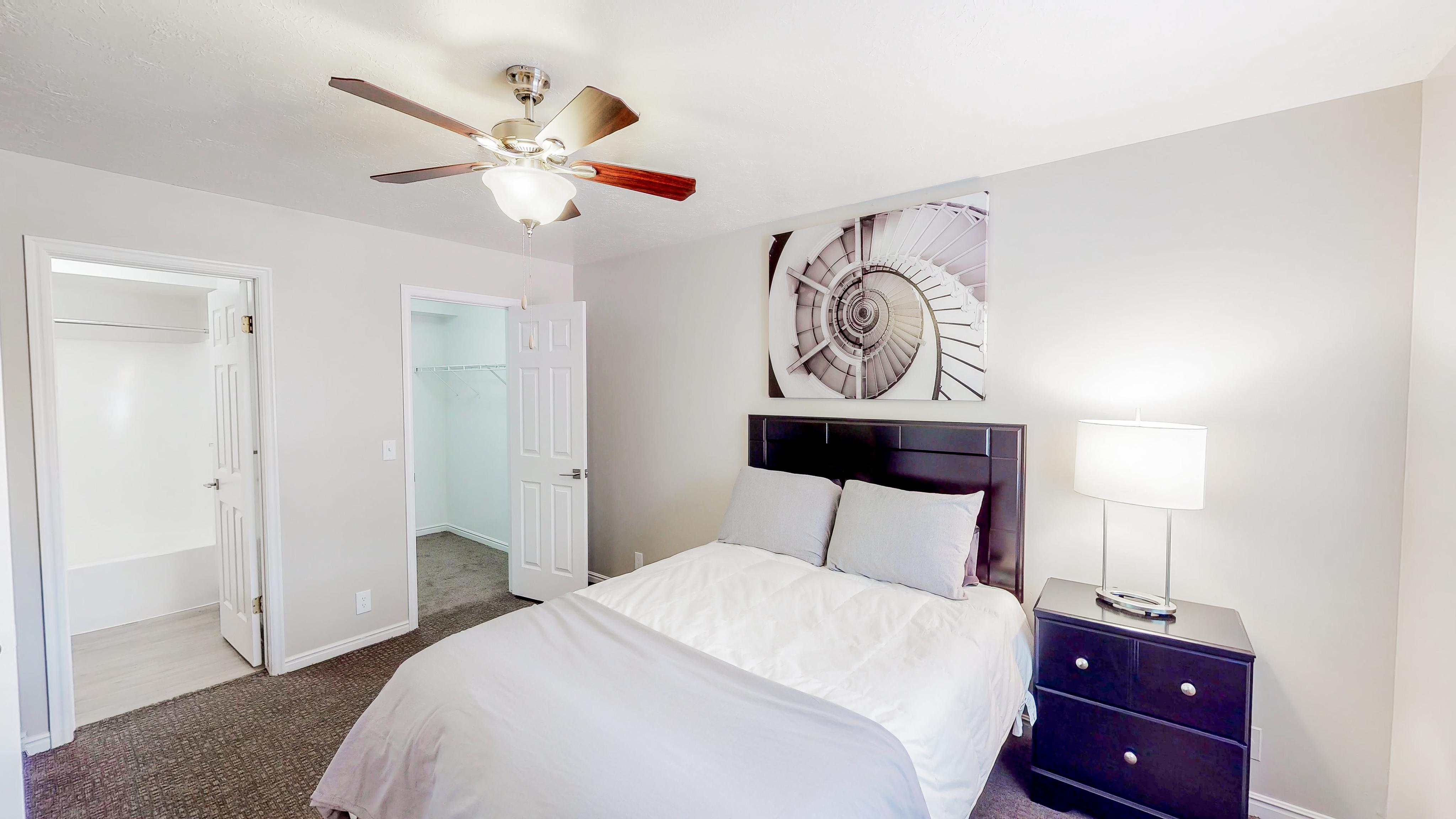 Two Bedroom Apartments at Edgewood Apartments in Cottonwood Heights, UT