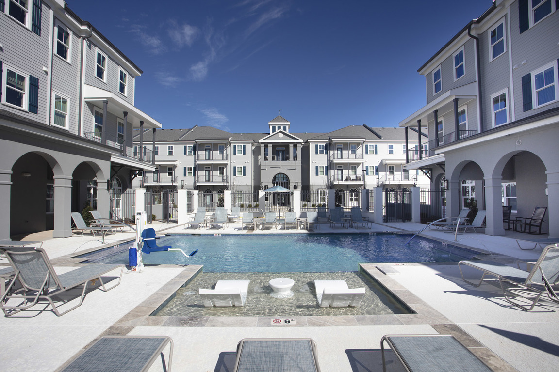 Beautiful Community at Elan at Terra Bella Apartments in Covington, Louisiana