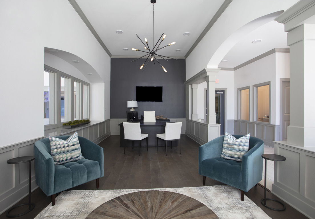Stylish Interiors at Elan at Terra Bella Apartments in Covington, Louisiana