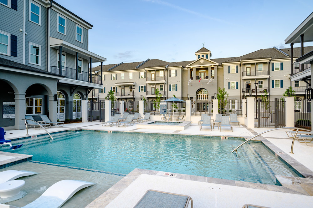 One, Two and Three-Bedroom Apartments at Elan at Terra Bella Apartments in Covington, Louisiana