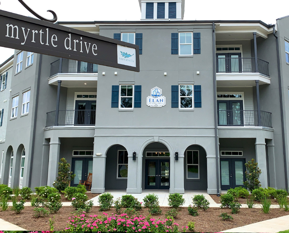 Energy Efficient at Elan at Terra Bella Apartments in Covington, Louisiana