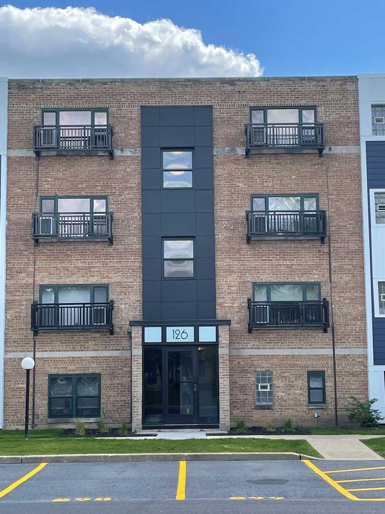 Bike Storage Available at Elmhurst Terrace Apartments in Elmhurst, Illinois