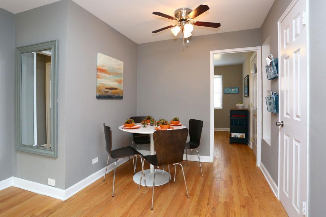 Two-Bedroom Floor Plans at Elmhurst Terrace Apartments in Elmhurst, Illinois