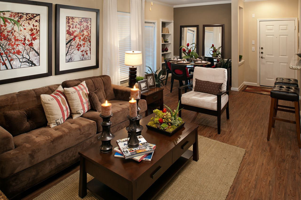 Interior at The Enclave at Woodbridge Apartments in Sugar Land, TX