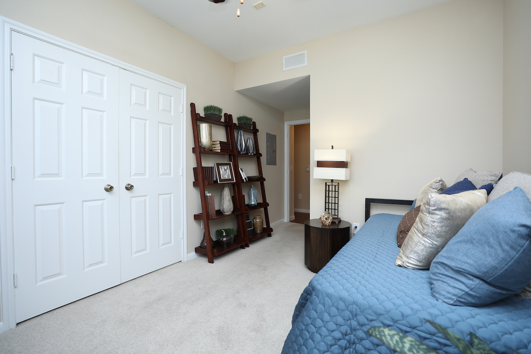 Ample Closet Space at The Enclave at Woodbridge Apartments in Sugar Land, TX
