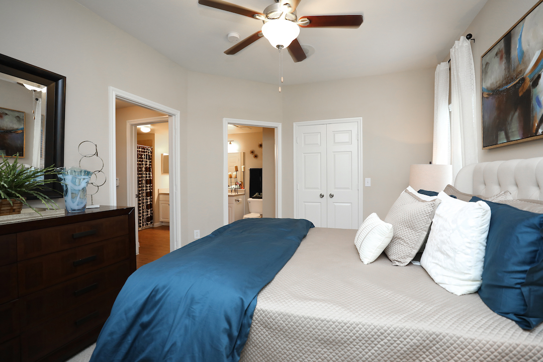 Three-Bedroom Floor Plans at The Enclave at Woodbridge Apartments in Sugar Land, TX