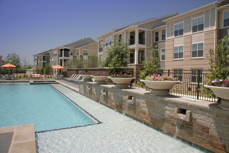 Resort Style Pool at Encore on Alsbury Apartments in Burleson, TX