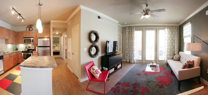 Spacious Floor Plans at Encore on Alsbury Apartments in Burleson, TX