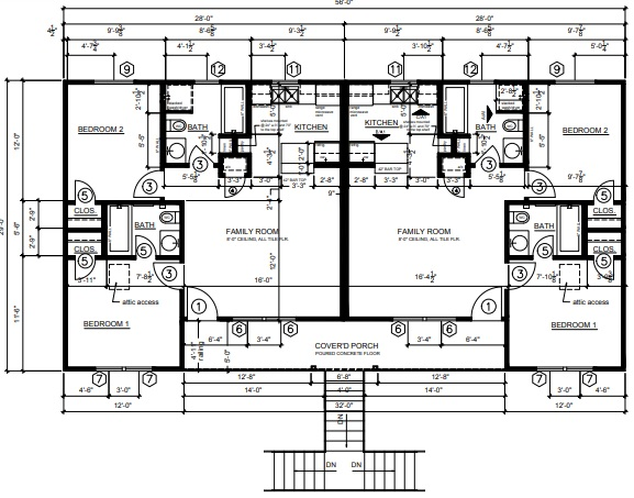 Floorplan - Esperanza - Up image