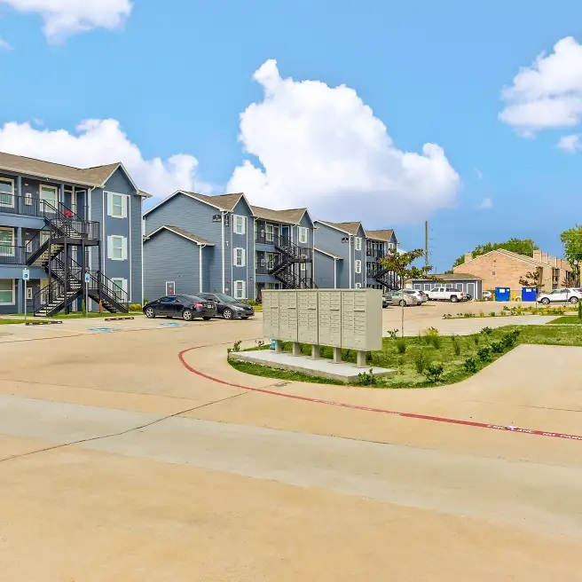 One and Two-Bedroom Floor Plans at Esperanza at Queenston Apartments in Houston, Texas