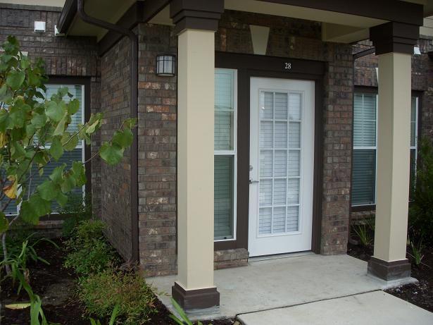 Leasing Office at Estate Villas at Krum Apartments in Krum, TX