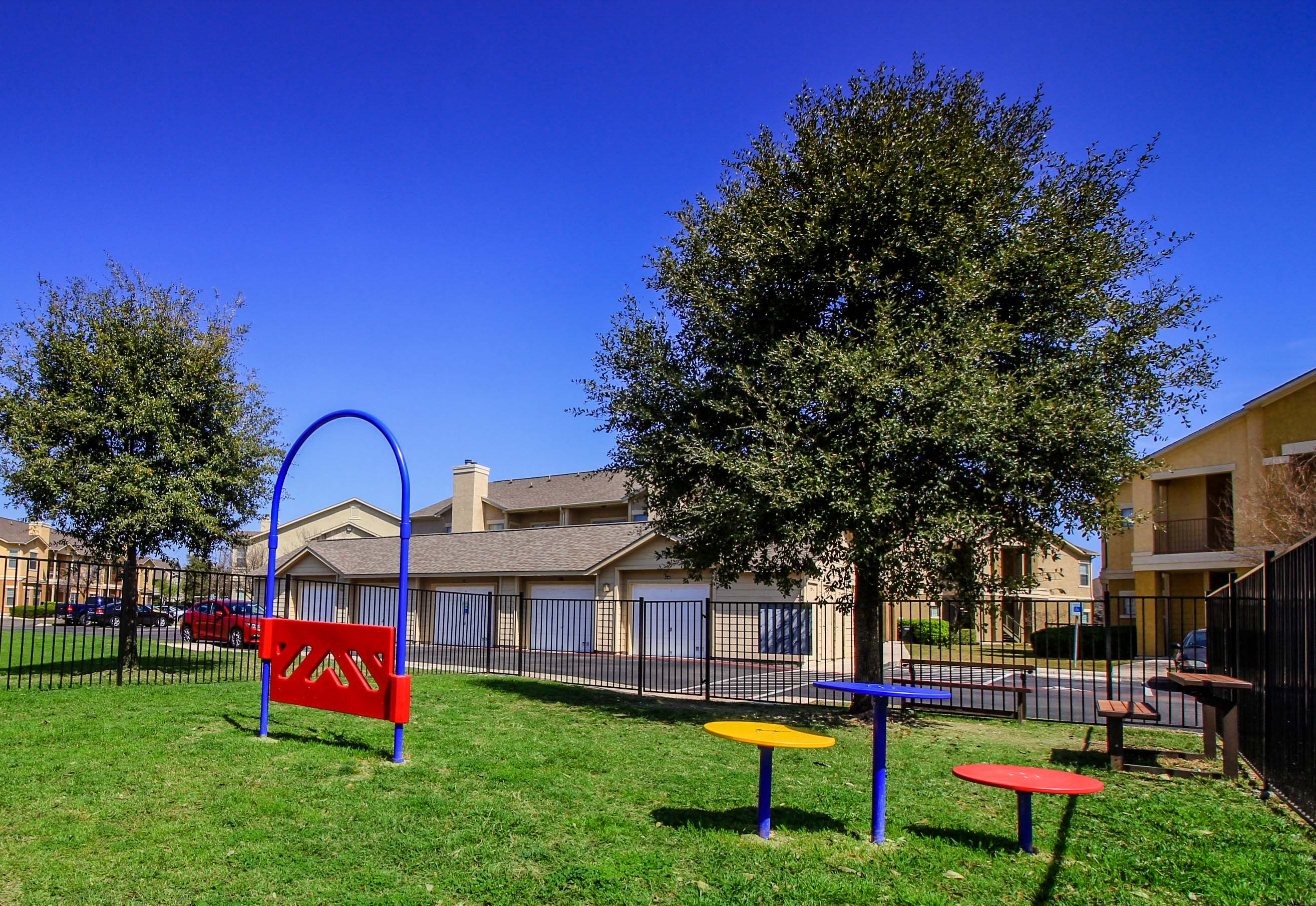 Pet-Friendly Amenities at The Oxford at Estonia Apartments in San Antonio, TX