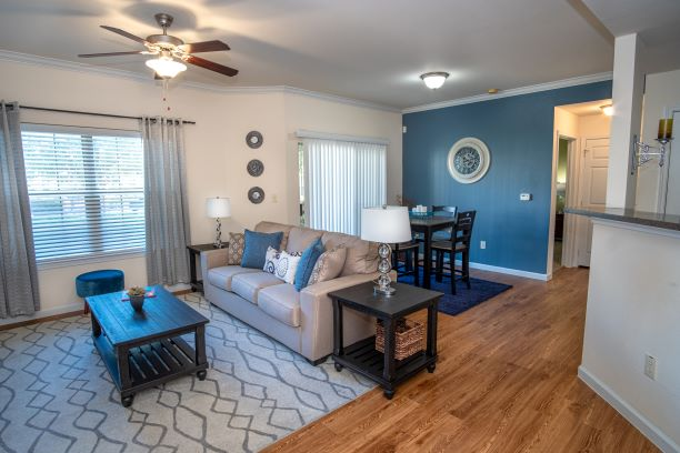 Apartment for Rent at The Oxford at Estonia Apartments in San Antonio, TX