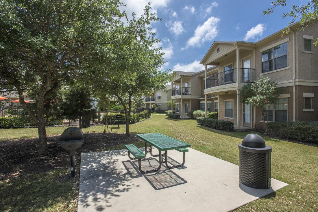 Bark Park at the Oxford at Estonia Apartments in San Antonio, TX