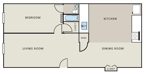Floorplan - Daphne image