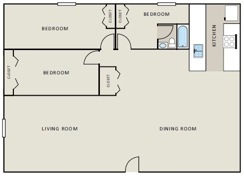 Floorplan - Heath image