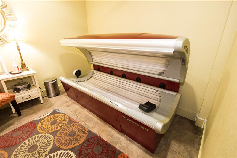 Tanning Bed at Fairways at Lincoln Apartments in Lincoln, Nebraska