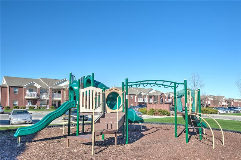 Children's Playground at Fairways at Lincoln Apartments in Lincoln, Nebraska
