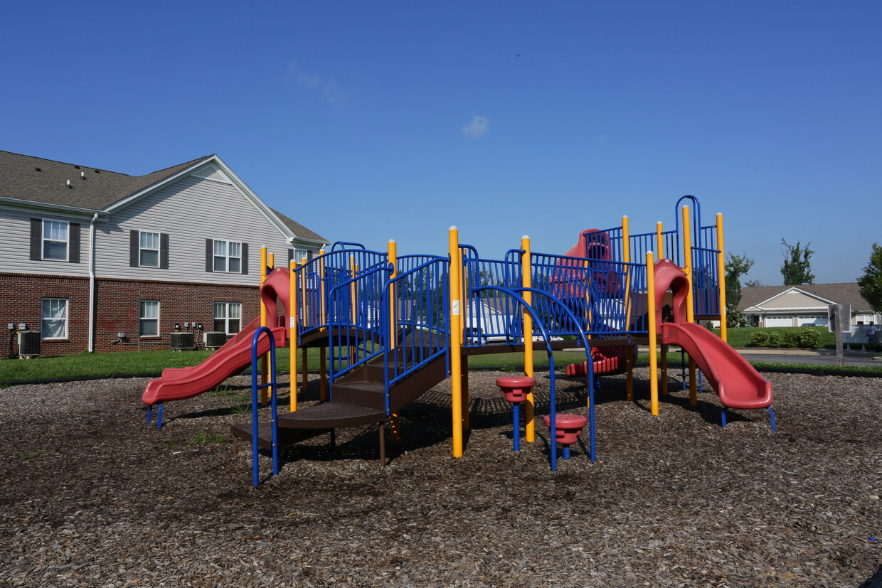 Playground at Falcon Crest Apartments in Louisville, Kentucky