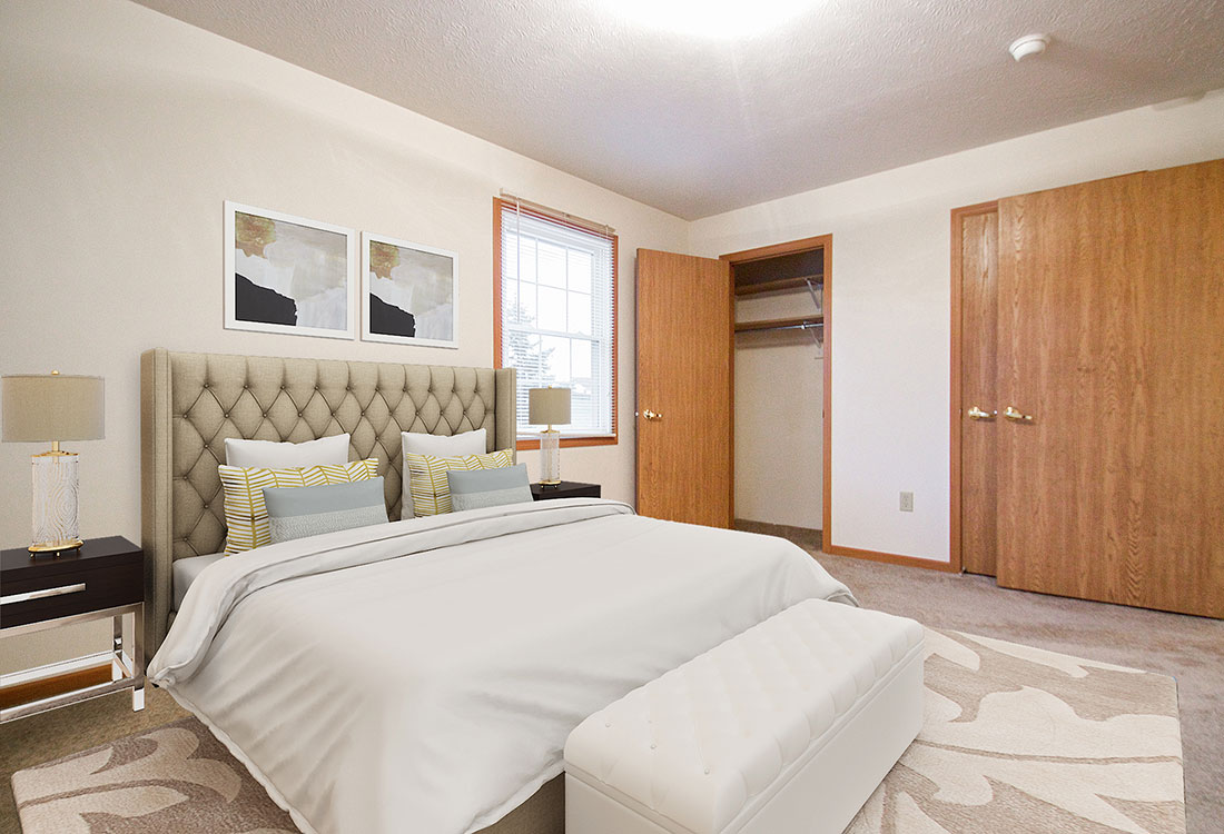 2-Bedroom Apartments for Rent at Fieldstone Place Apartments in Lincoln, NE