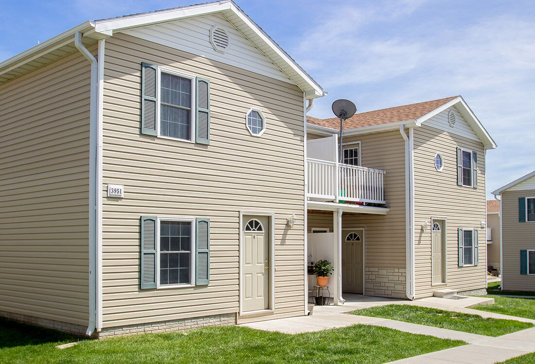 Apartments for Rent at Fieldstone Place Apartments in Lincoln, NE