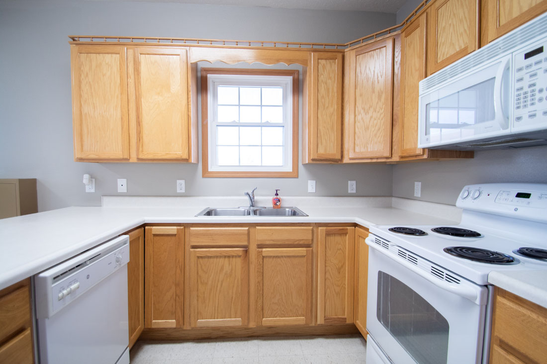 Kitchen for Tenant Use