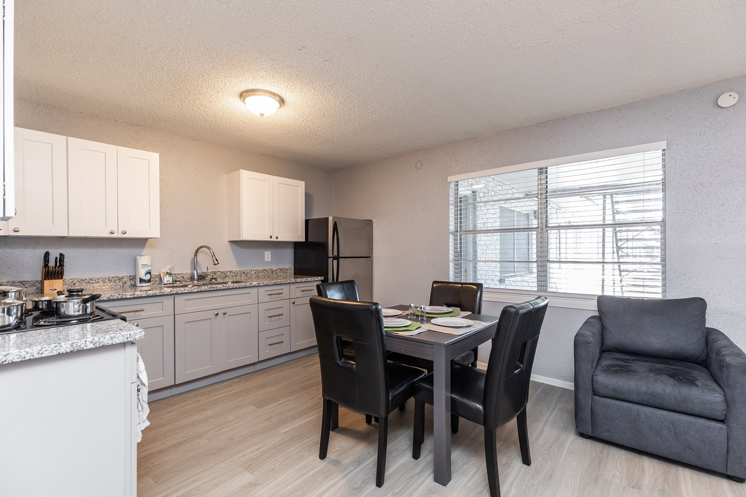 Spacious Floor Plans at The Five Points at Texas Apartments in Texas City, Texas