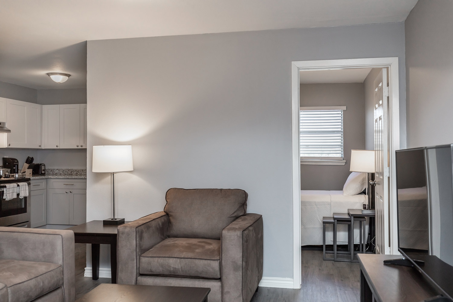One Bedroom Apartments at The Five Points at Texas Apartments in Texas City, Texas