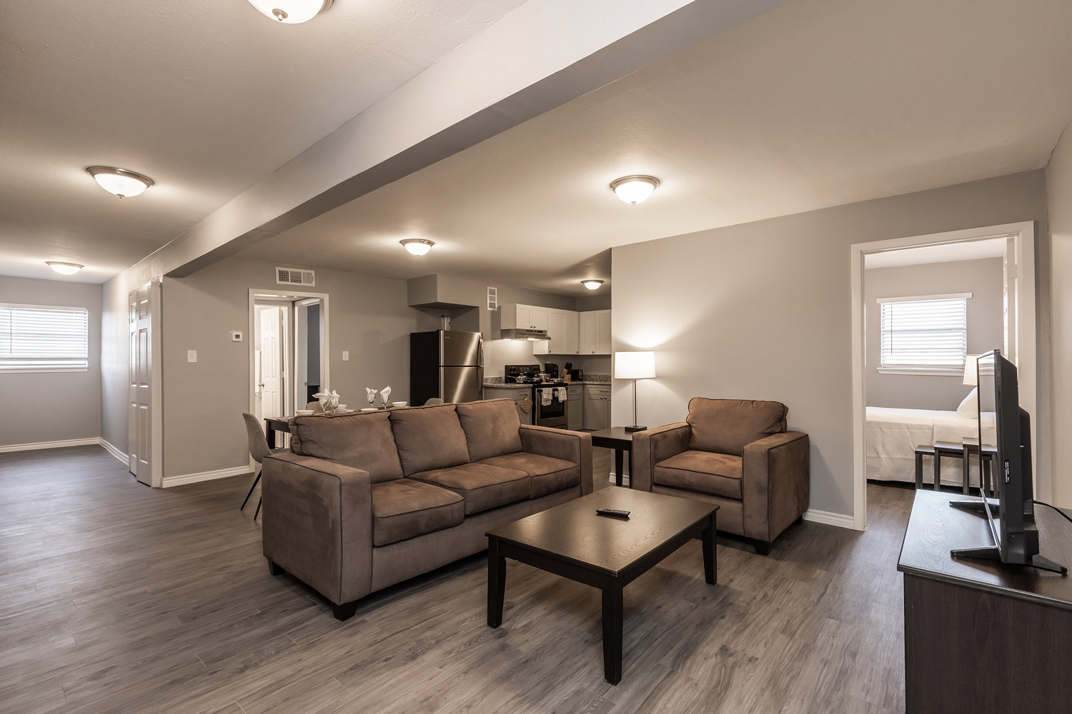 Large Floor Plans at The Five Points at Texas Apartments in Texas City, Texas