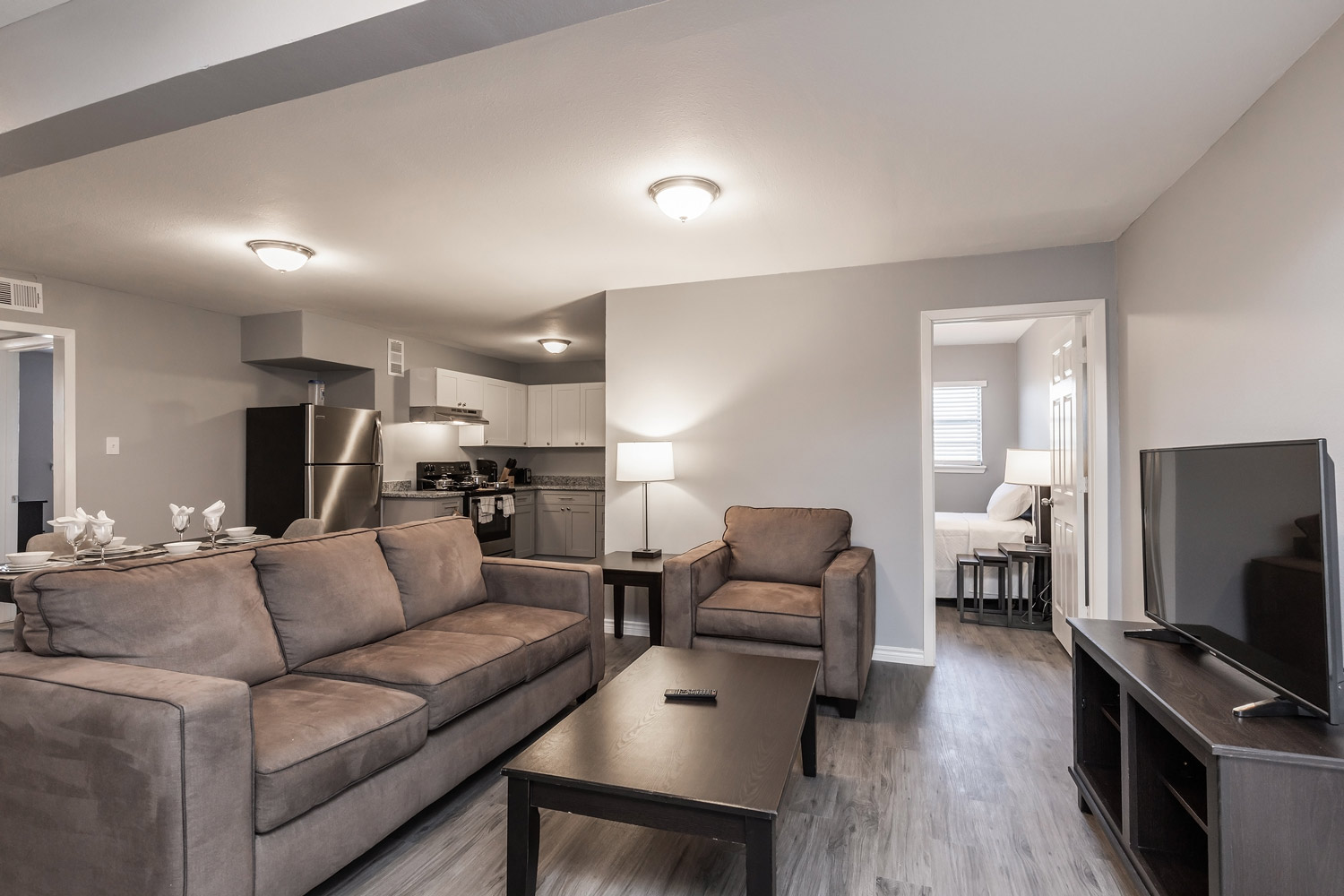 Remodeled Apartments at The Five Points at Texas Apartments in Texas City, Texas