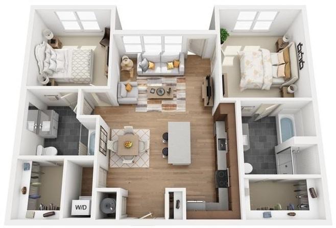 Floorplan - B4 image