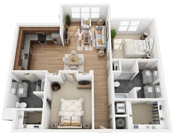 Floorplan - B9 image