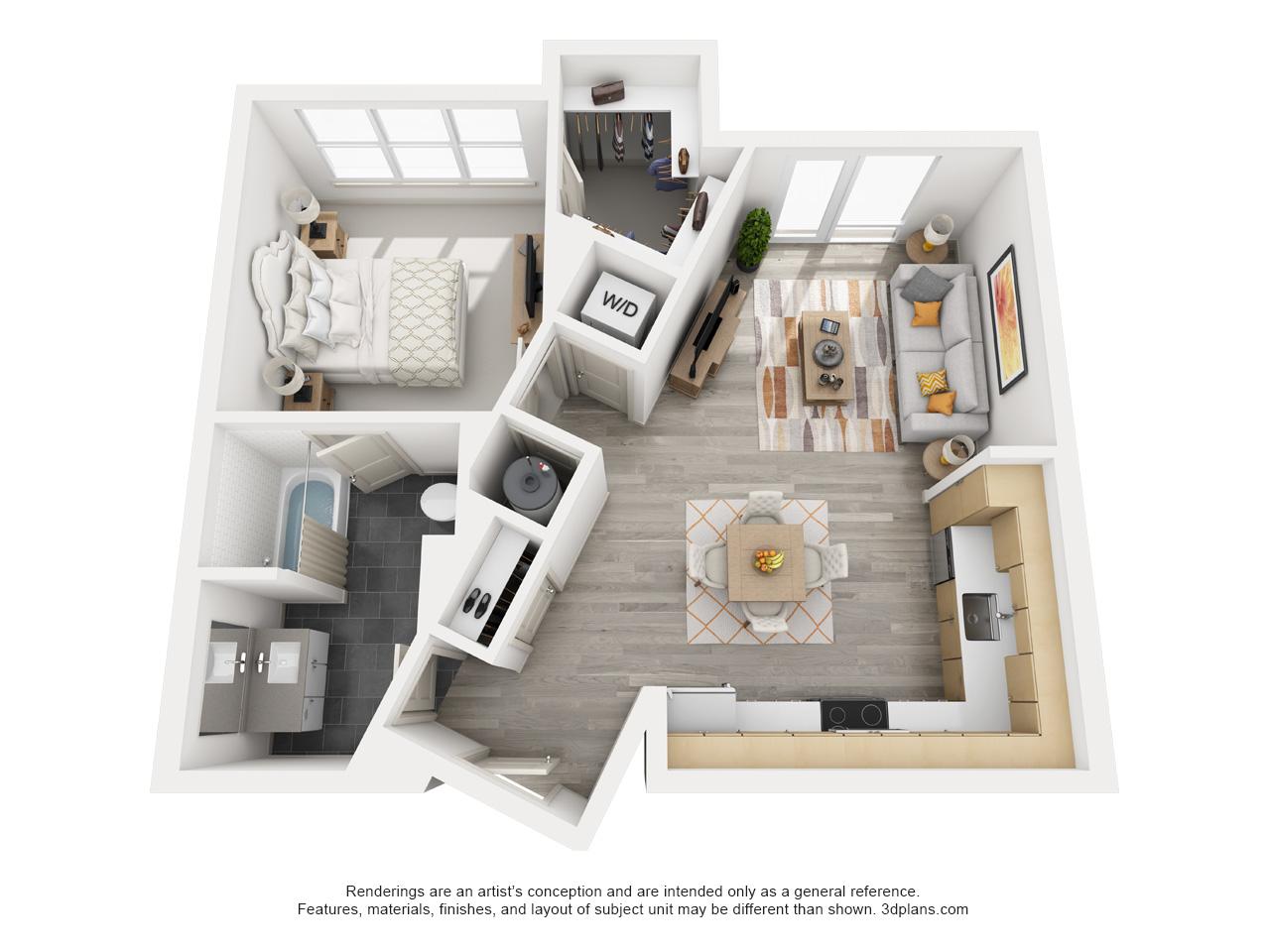 Floorplan - A7 ALT image
