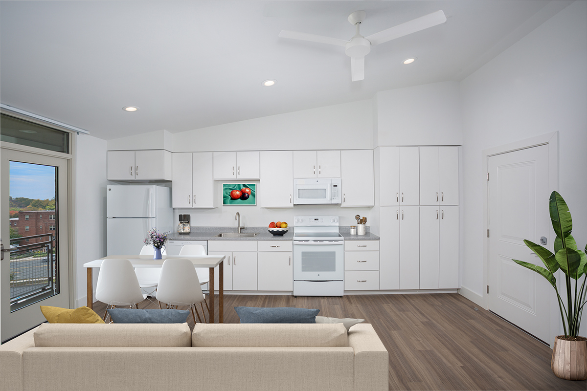 Brand new apartments available at Flower Branch Apartments in Silver Spring, MD