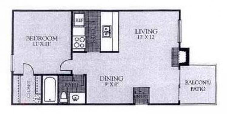 Floorplan - A10 image