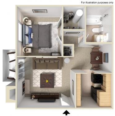 Floorplan - A5 image