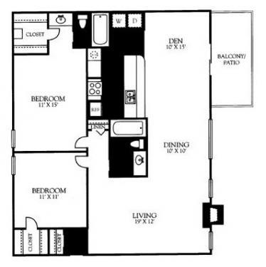 Floorplan - B10 image